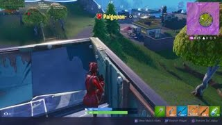 Aimbot or keyboarder? Or both?! Fortnite......