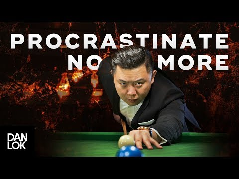 How To Stop Procrastinating | Cure Procrastination Forever |