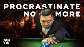 How To Stop Procrastinating - Cure Procrastination Forever - Millionaire Mindset Ep. 17
