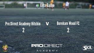 2-2 Draw Against Boreham Wood (Highlights).