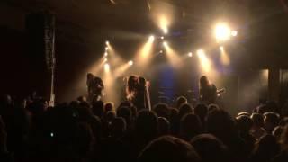 Oathbreaker - 10:56 / Second Son of R. @ Vooruit, Ghent - Belgium 2016 live