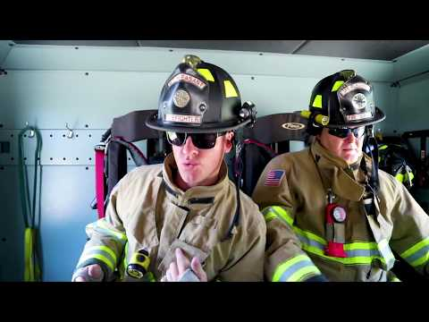 Mt. Pleasant Fire Department Lip-Sync Challenge