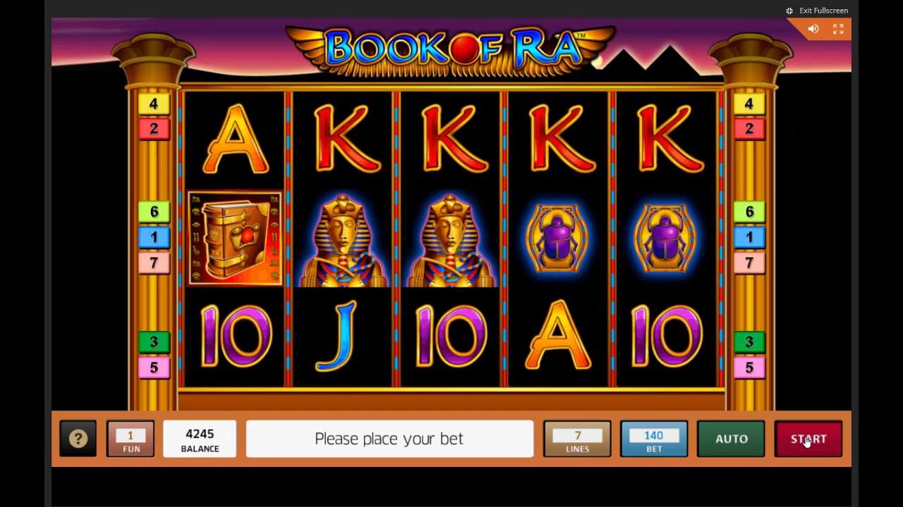 Casino Book Free