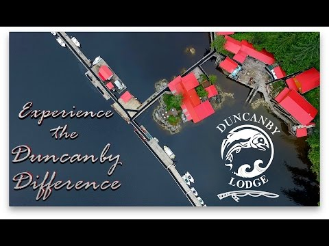 Duncanby Lodge | Promotional Video | Fishing Resort | Rivers Inlet, British Columbia