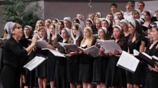 Столб Огня - Youth Choir