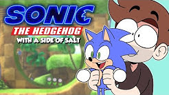The Sonic Movie with a side of salt