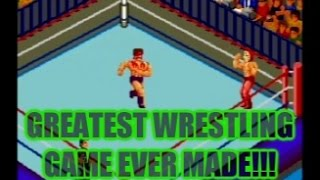 Review - Fire Pro Wrestling Returns (PS2)