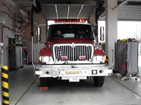 Fire Engine MP3 Horn & Beacon Part1