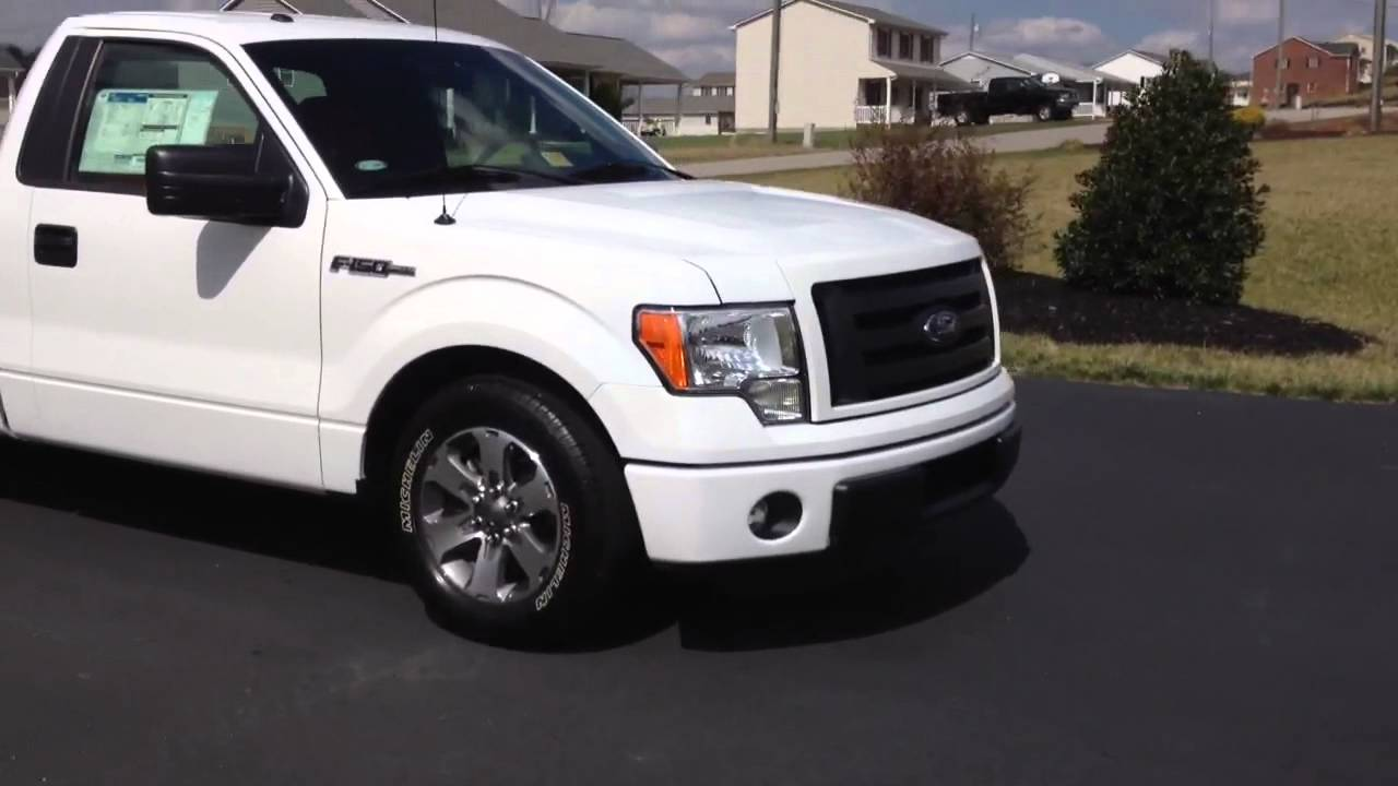 2011 f150 stx 50 lowered youtube sciox Image collections