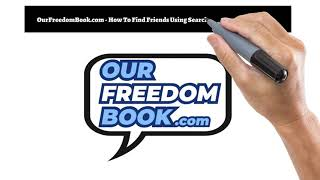 Our Freedom Book - Finding Friends on iOS Messenger App
