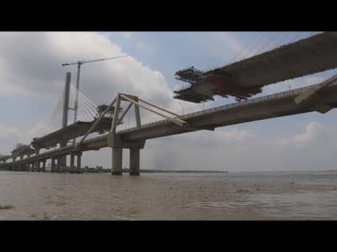 El Puente Más Ancho De América Latina Se Construye En Colombia