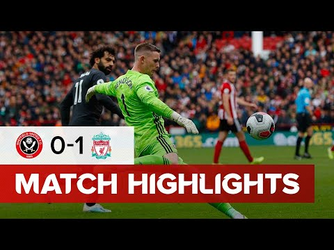 Sheffield United 0-1 Liverpool | Premier League highlights
