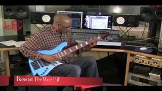 LE FAY PULSE BASS / PEEWEE HILL