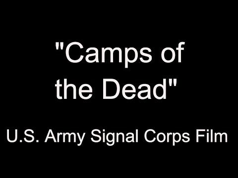 CONCENTRATION CAMP NAZI ATROCITIES HOLOCAUST DOCUMENTARY MOVIE 77504