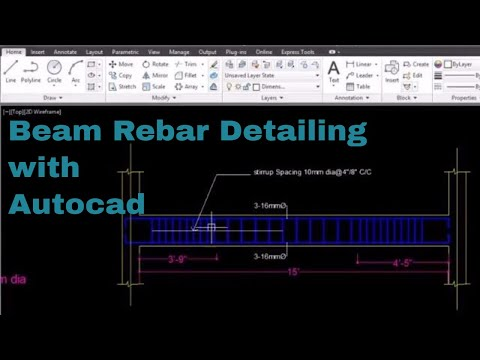 beam and column detailing drawing in autocad - cinemapichollu