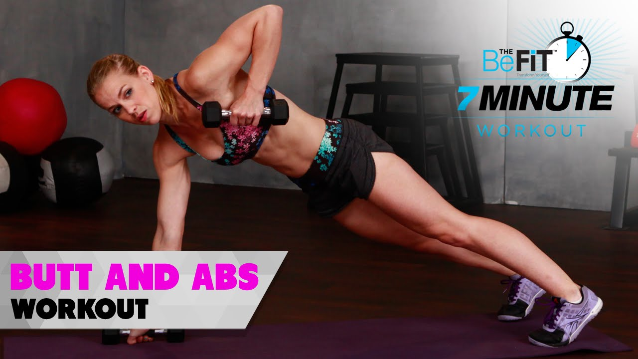 Workout Series: Abs VI