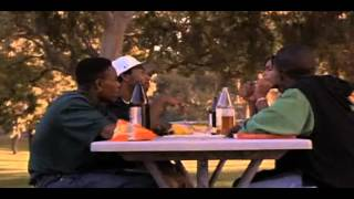 Menace II Society - Barbeque Scene