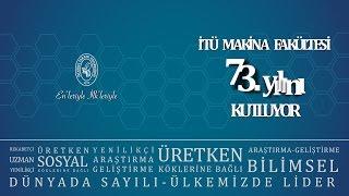 İTÜ Makina Fakültesi Şenliği 2017