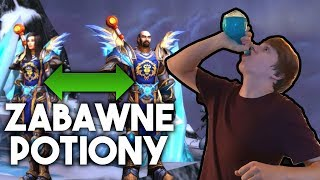 Zabawne Potiony w World of Warcraft!