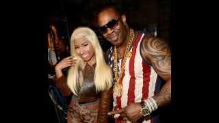 Busta Rhymes (feat. Nicki Minaj) - Twerk It (Remix) (Clean)