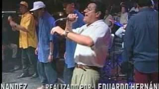 ISMAEL MIRANDA EN CONCIERTO CARNAVALES MUNICIPIO SUCRE 1998 CARACAS VENEZUELA  CARETA