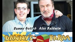 Alec Baldwin for Danny's Farm