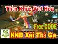 Game Thần Khúc Mobile Việt Hóa | Free Bộ CODE + KNB Xài Thả Ga + Vô Số Quà Tân Thủ Giá Trị