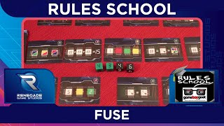 How to Play Fuse (Rules School) with the Game Boy Geek