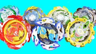 Beyblade Burst Turbo Slingshock Super Battle + Phoenix Vs.  Z Achilles