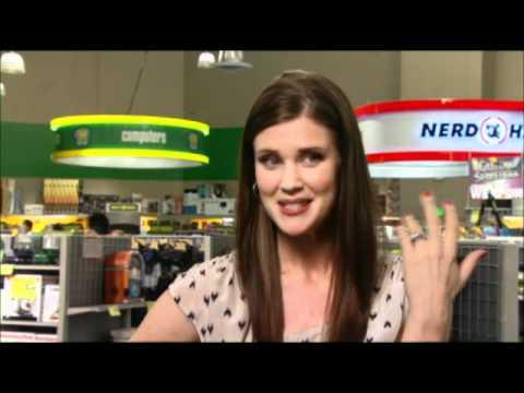 Chuck  Series Finale EPK: Sarah Lancaster