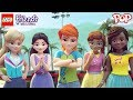 Lego Friends: Girls on a Mission | Meet Vicky | Pop