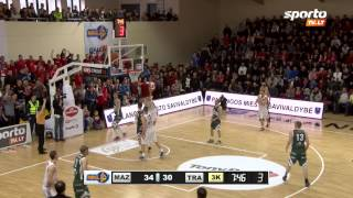 "SportoTV.lt: NKL finalas ""Mažeikiai"