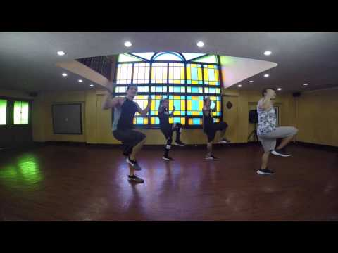 Jumpshot Dawin | Zumba Fitness | Watch on computer | Dance For Life Zamora Brothers | Manoeuvres