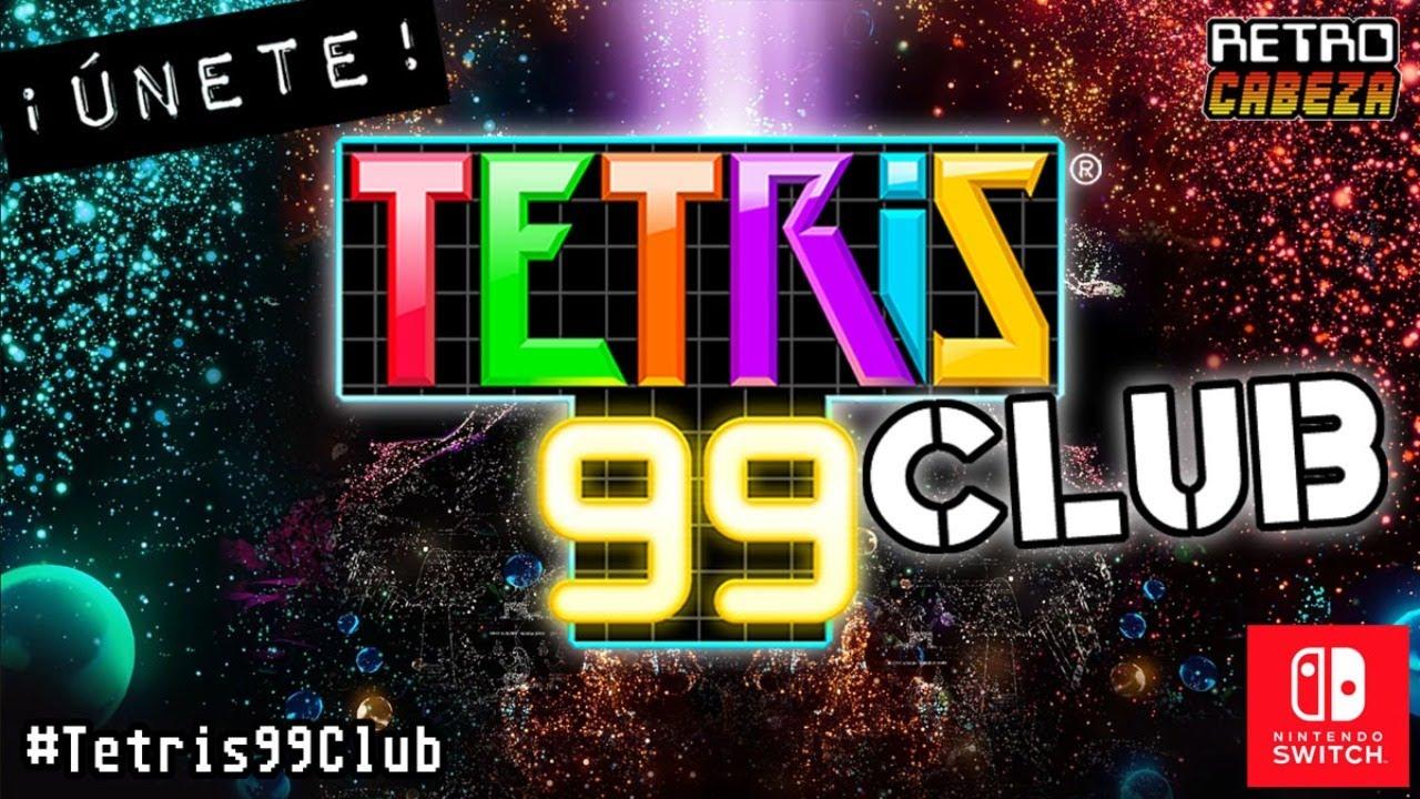 TETRIS 99 Club Día 30 (02/08/2020) ¡ÚNETE!