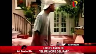 """La inolvidable serie: Los 25 años de """"El príncipe del rap"""""""