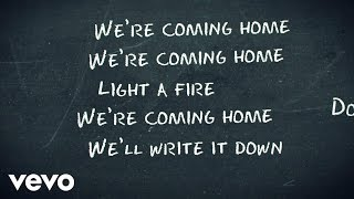 Kaiser Chiefs - Coming Home (Official Lyric Video)