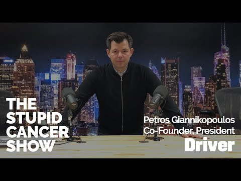 Driver (Feat. Dr. Petros Giannikopoulos, Co-founder & President)