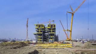 EcoGenerator: od pierwszej koparki do pióropusza z komina v 8 m