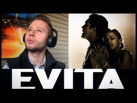 EVITA (SOUNDTRACK) BY MADONNA AND CAST FIRST LISTEN + ALBUM REVIEW
