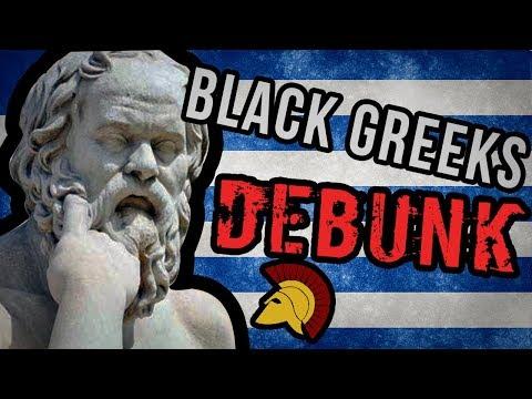 Black Greeks? - Debunking Afrocentrists & Vardarskans