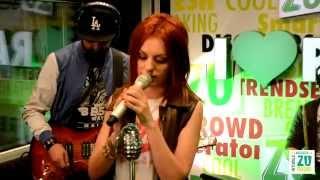 Alexandra Stan - Get Back ASAP / Mr. Saxobeat (Live la Radio ZU)