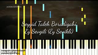 Ya habibi ya Muhammad - Seyyid Taleh Boradigahi Ey sevgili  karaoke Payg'ambar oshig'i Hasan Resimi