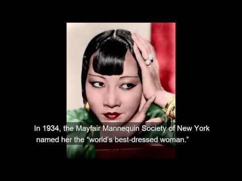 Who is Anna May Wong? Hollywood's first Chinese-American icon
