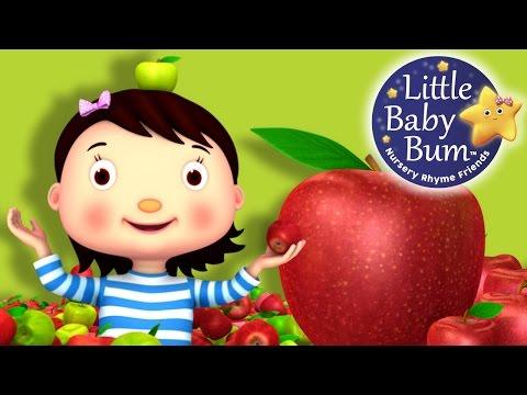 Apple Song! | Nursery Rhymes | Original Song By LittleBabyBum!