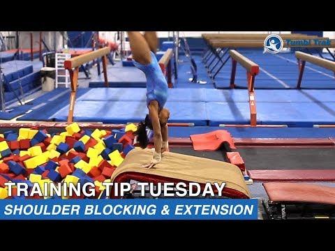 Shoulder Blocking And Extension