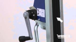 Wesco Deluxe Winch Lift