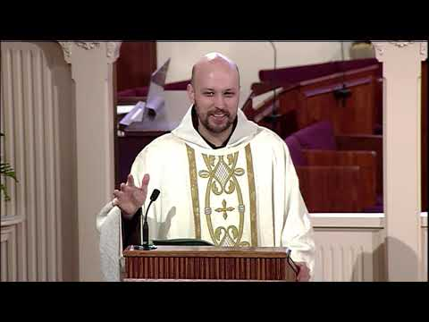Daily Catholic Mass - 2019-01-31 - Fr. John Paul