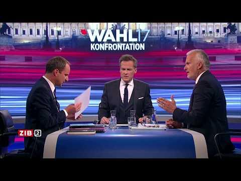 Analyse der Konfrontation ÖVP - NEOS | Wahl 17