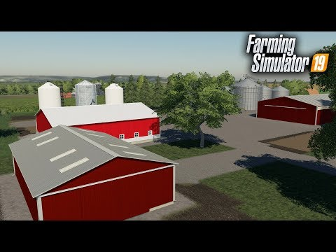 Fs19 2 000 000 Farm Budget Building Our Own Farm From