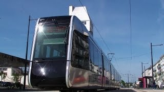 Le Tramway de Tours - The most beautiful tram in the world!
